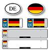 Deutschland Auto Set