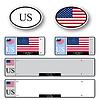 Vereinigten Staaten von Amerika Auto-set