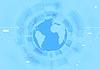 Векторный клипарт: Квартира Технология фон