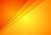 Векторный клипарт: ярком оранжевом фоне