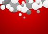 Векторный клипарт: Абстрактный корпоративный фон с кругами