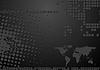 Векторный клипарт: Темные абстрактные технологии фон