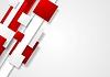 Векторный клипарт: Абстрактный технологий корпоративный фон