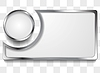 Metall Silber Frame-Hintergrund