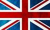 Vereinigtes Königreich Großbritannien Grunge-Flag