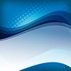 abstrakte blaue Hintergrund mit Platz für Text