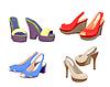 Fashion-Kollektion von Mädchenschuhe