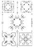 Векторный клипарт: Коллекция каллиграфические элементы дизайна и