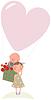 Liebe im Heißluftballon