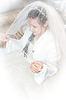 Bridal veil | Stock Foto