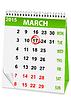 Feiertagskalender in St Patrick `s Day