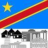 Векторный клипарт: Конго-