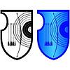 Schild, Bogen und Pfeile