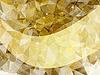 Векторный клипарт: Праздник золотой раме