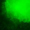 Векторный клипарт: Ярко-зеленый каркас