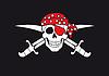 Piratenflagge Piratenflagge