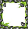 Gestell Die Stones und Bambus, Spa Hintergrund, Copy