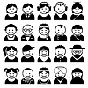 Völker avatar icons