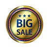 Векторный клипарт: большая распродажа