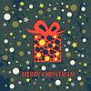 Vintages Weihnachten und Happy New Year Urlaub