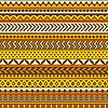 Ethnische Muster. nahtlose Hintergrund