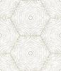 Векторный клипарт: Необычный абстрактный узор. бесшовный фон