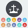 Calvary single icon