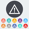 Векторный клипарт: Проблемы с автомобилем значок