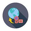 Векторный клипарт: Добавить видео