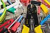 电工工具 | 免版税照片