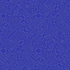 Microchip abstrakten blauen Hintergrund - High-Tech-