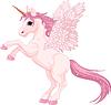 Einhorn-Pegasus-