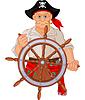 Pirat am Rad