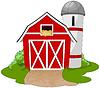 Ферма | Векторный клипарт
