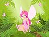 Cute fairy in Zauberwald
