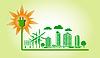 Vektor Umwelt Stadt