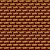 Векторный клипарт: Бесшовные поверхность шоколада. Вкусный коричневый