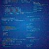 Векторный клипарт: Код страницы