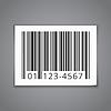 Векторный клипарт: Штрих-код