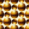 Disco-Kugel. Gold nahtlose Hintergrund