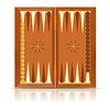 Backgammon | Stock Vektrografik