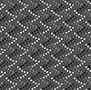 회색과 검은 색 점선을 흑백 패턴 | Stock Vector Graphics