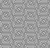 Abwechselnd schwarzen und weißen Quadrate Hälfte mit Schalt