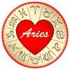 Sternzeichen Widder, für Liebhaber am Valentinstag,