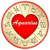 Sternzeichen Wassermann, für Liebhaber am Valentinstag,