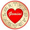 Sternzeichen Zwilling, für Liebhaber am Valentinstag,