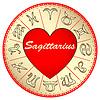 Sternzeichen Schütze, für Liebhaber am Valentinstag