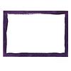 Векторный клипарт: Фиолетовый гранж кадр