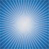 Векторный клипарт: абстрактный фон голубой звезда взрыв плитки