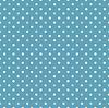 蓝纹圆点无缝模式 | 向量插图